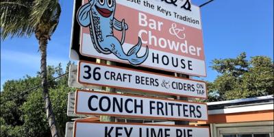 Seacape-resort-marina-marathon-dining-Herbies-bar-chowder-grill-1
